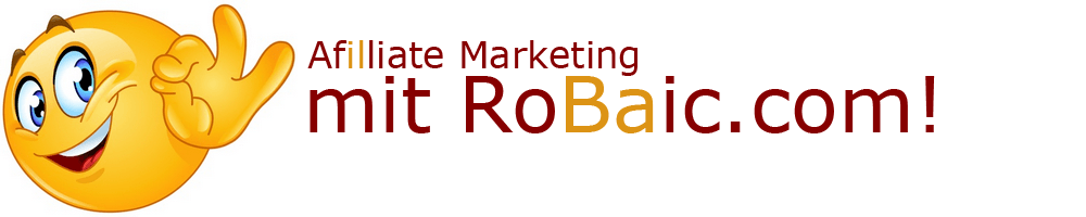 Affiliate Marketing mit RoBaic Roger Balmer Internet Consulting