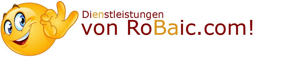 Unsere Dienstleistungen - RoBaic Roger Balmer Internet Consulting
