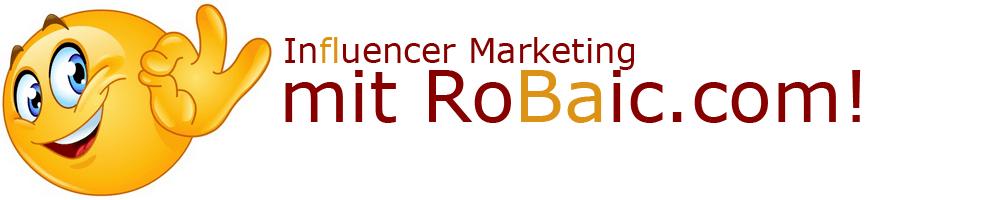 Influencer Marketing mit RoBaic Roger Balmer Internet Consulting
