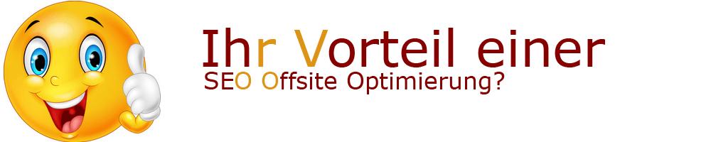 Vorteile einer Offsite Optimierung