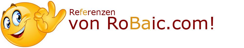 Unsere Referenzen - RoBaic Roger Balmer Internet Consluting