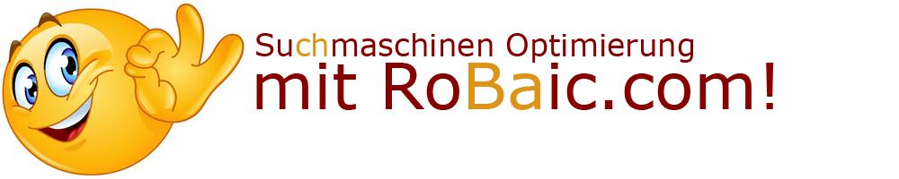 Suchmaschinenoptimierung mit RoBaic Roger Balmer Internet Consulting